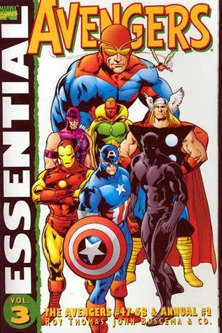Essential Avengers  by  Roy Thomas