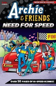 Archie & Friends: Need for Speed  by  Various