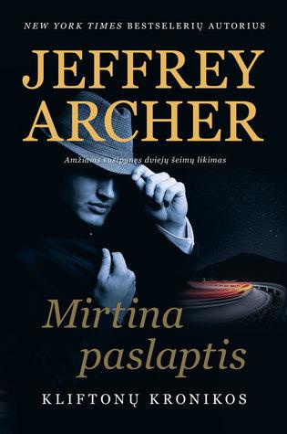Mirtina paslaptis Jeffrey Archer