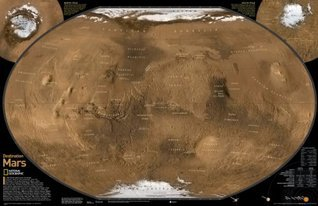 Destination Mars: 2 Sided [Laminated]  by  National Geographic Maps - Reference