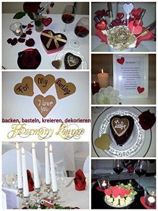 Valentinstag Deko und Geschenkideen: zum selber machen und gestalten Karin Vrancken