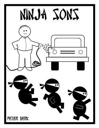 Ninja Sons  by  Peter Derk