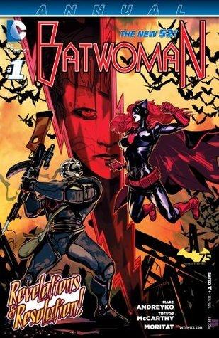 Batwoman (2011- ) Annual #1 Marc Andreyko