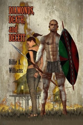 Diamonds, Death and Deceit  by  Billie A. Williams
