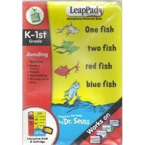 LeapPad One Fish Two Fish Red Fish Blue Fish  by  Dr. Seuss