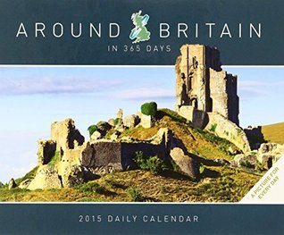 Around Britain in 365 Days Box  by  NOT A BOOK