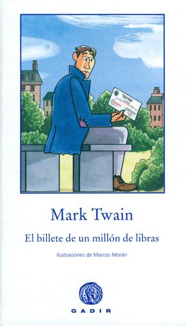 El billete de un millón de libras Mark Twain
