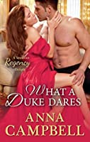 What a Duke Dares (Mills & Boon M&B) (The Sons of Sin - Book 3)