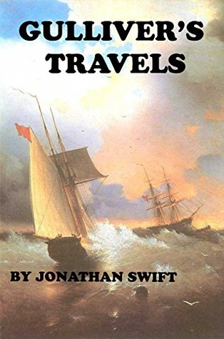 GULLIVERS TRAVELS (Annotated)  by  Jonathan Swift