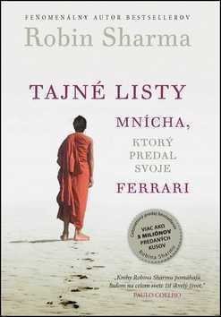 Tajné listy mnícha, ktorý predal svoje Ferrari Robin S. Sharma
