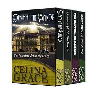 The Asharton Manor Mysteries Boxed Set (Books 1 - 4)  by  Celina Grace