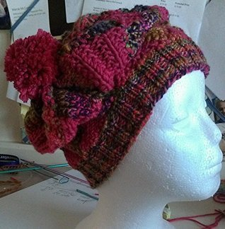 Easy Entrelac Hat  by  Marcia McCormack