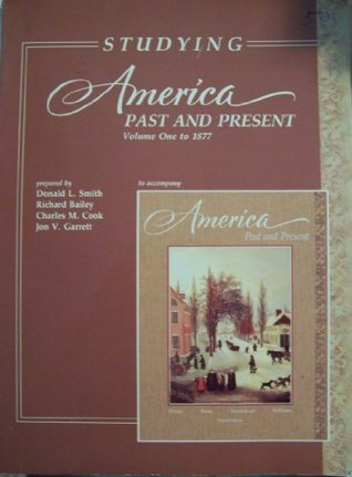 America: Past & Present, I  by  Robert A. Divine
