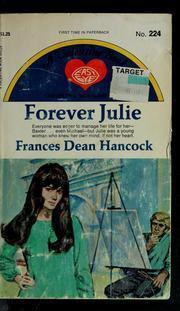 Forever Julie Frances Dean Hancock