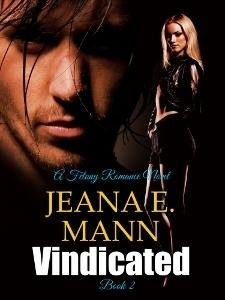 Vindicated (Felony Romance #2)  by  Jeana E. Mann
