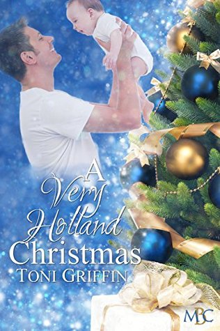 A Very Holland Christmas (Holland Brothers 5)  by  Toni Griffin