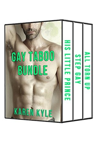 Gay Taboo Bundle (3 Book Box Set) Karen Kyle