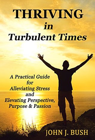 Thriving in Turbulent Times: A Practical Guide for Alleviating Stress and Elevating Perspective, Purpose & Passion  by  John J. Bush
