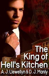 The King Of Hells Kitchen  by  A.J. Llewellyn