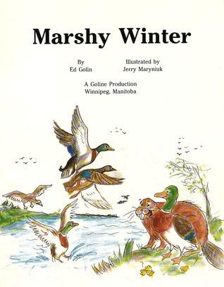 Marshy Winter  by  Ed Golin