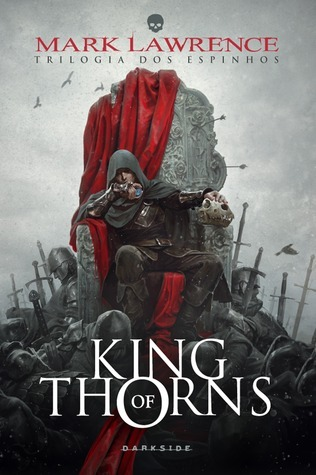 King of Thorns (A Trilogia dos Espinhos, #2)  by  Mark  Lawrence