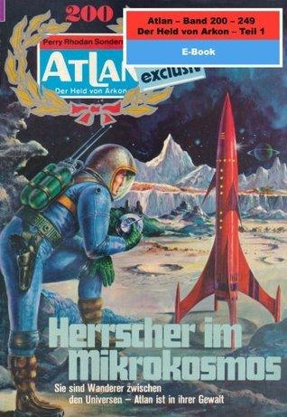 Atlan-Paket 5: Der Held von Arkon (Teil 1): Atlan Heftromane 200 bis 249 (Atlan classics Paket) Clark Darlton