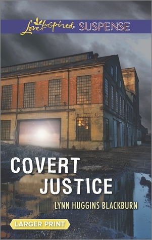 Covert Justice Lynn Huggins Blackburn