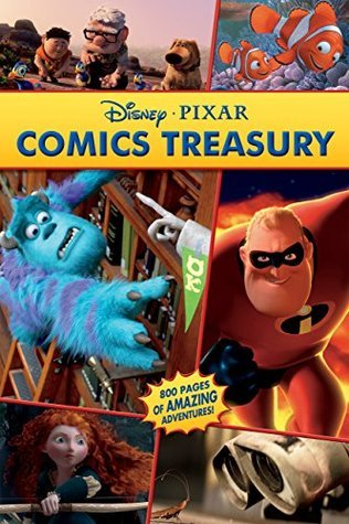 Pixar Treasury Walt Disney Company