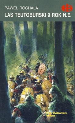 Las Teutoburski 9 r. n.e.  by  Paweł Rochala