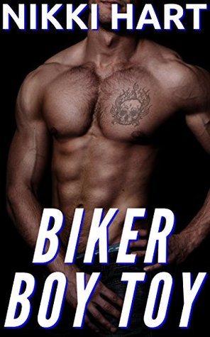 Biker Boy Toy Nikki Hart