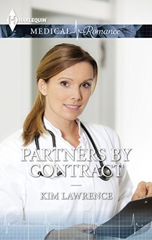 Partners By Contract  by  Kim Lawrence