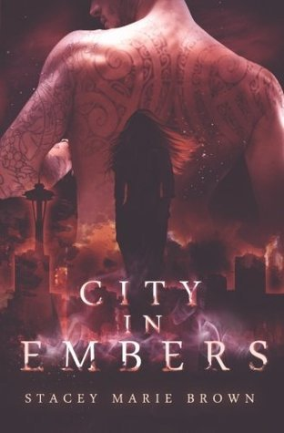 City in Embers (Collector, #1)  by  Stacey Marie Brown