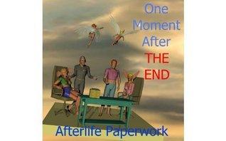 Afterlife Paperwork Steven Back