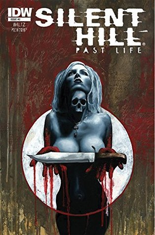 Silent Hill: Past Life #2 (of 4) Tom Waltz