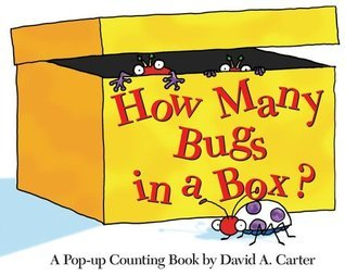 How Many Bugs in a Box? (Mini Edition): A Pop-up Counting Book  by  David A. Carter