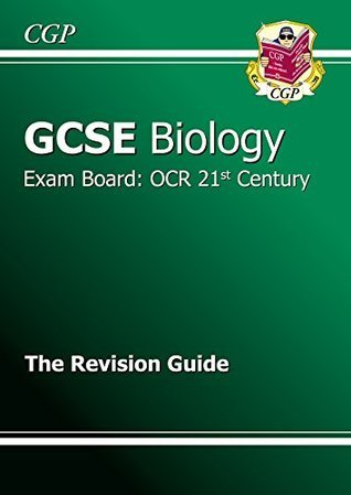 GCSE Biology OCR 21st Century Revision Guide CGP Books
