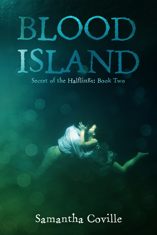 Blood Island Samantha Coville