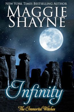 Infinity (Immortal Witches, #2)  by  Maggie Shayne