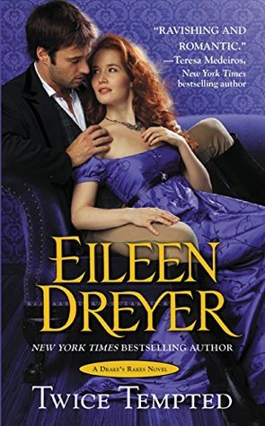 Twice Tempted  by  Eileen Dreyer