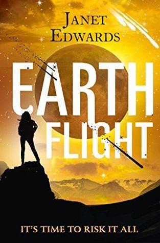 Earth Flight (Earth Girl #3)  by  Janet  Edwards