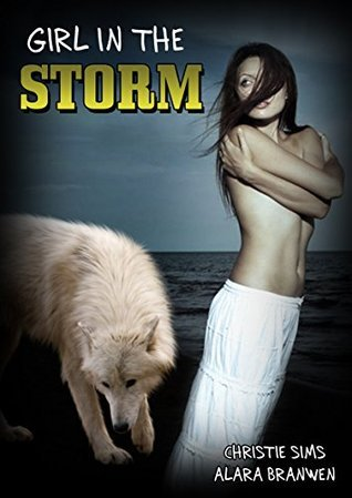 Girl in the Storm Christie Sims