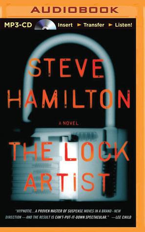 Lock Artist, The  by  Steve Hamilton