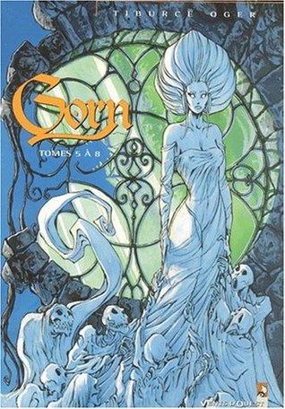 Gorn, coffret tomes 5 à 8  by  Tiburce Oger