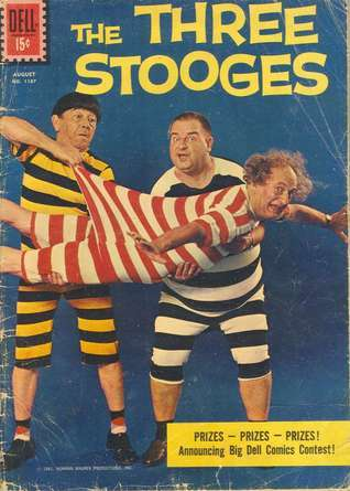 The Three Stooges (Comic Book)  by  Bryce L. Holland