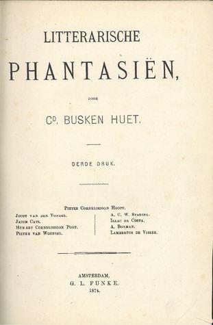 Lidewyde  by  Conrad Busken Huet