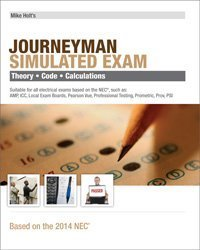 2014 Journeyman Simulated Exam, Mike Holt, 2014NEC Mike Holt (2014)