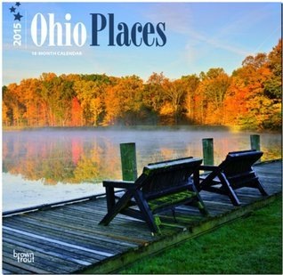 Ohio Places 2015 Square 12x12 NOT A BOOK