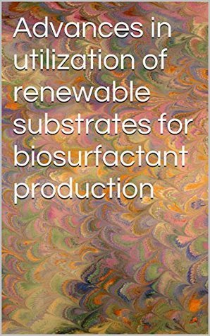 Advances in utilization of renewable substrates for biosurfactant production Various