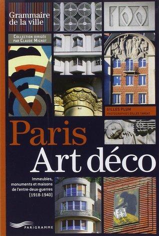 Paris Art Déco Gilles Plum