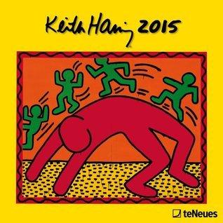 2015 Haring Wall Calendar  by  Keith Haring